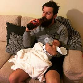 Bottles with Daddy