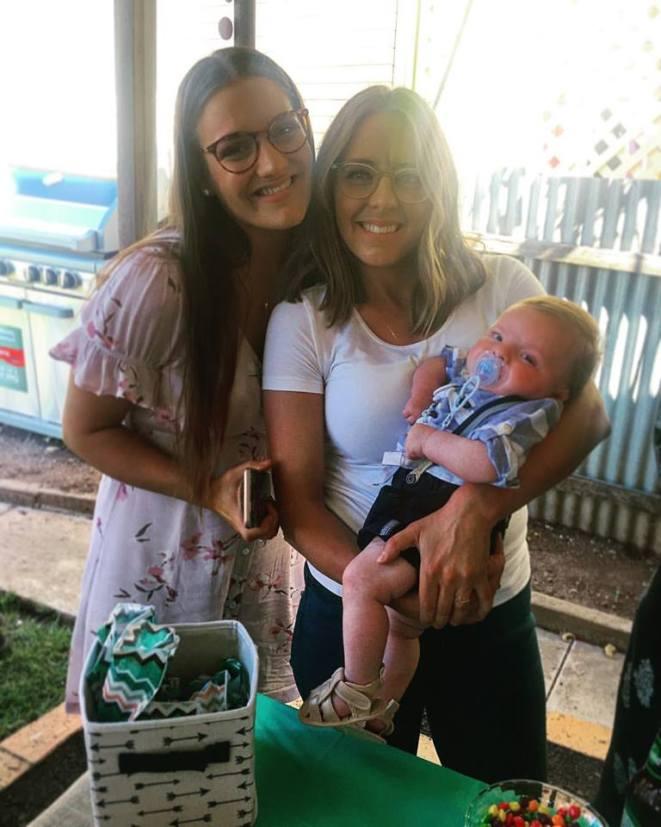 Mumma and Auntie